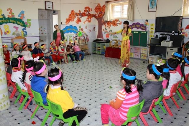 Image result for dạy trẻ hát