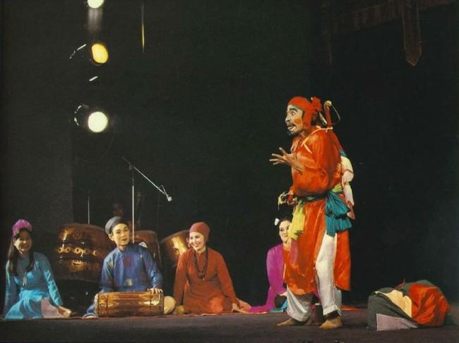 Vai trò âm nhạc trong sân khấu truyền thống Việt Nam